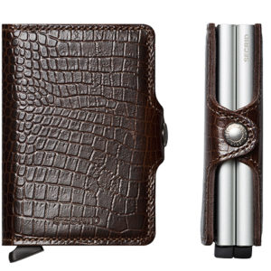 twinwallet amazon brown