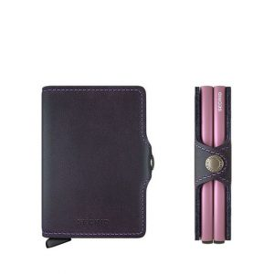 twinwallet limited edition purple-pink