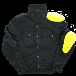 Cafe Racer Jacket Protege Black