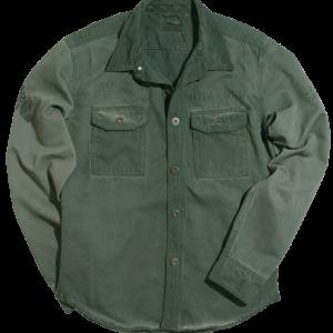 Kaki Mecano Shirt