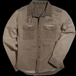 Beige Mecano Shirt