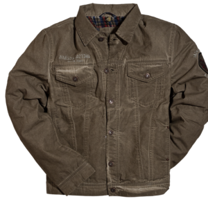 Big Chief Jacket Dark Beige