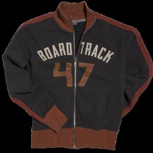 Board Track Jacket Carbone