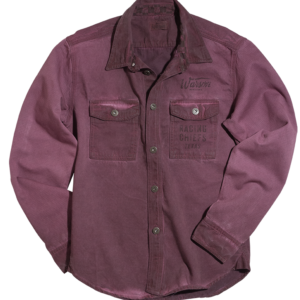 Bordeaux Mecano Shirt