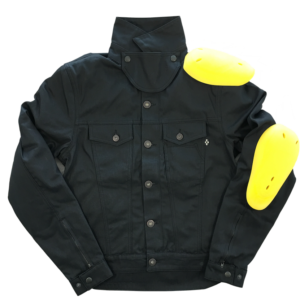 Cafe Racer Jacket Protege Black