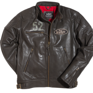 Motorcycle Leather Black Dare Devil Jacket