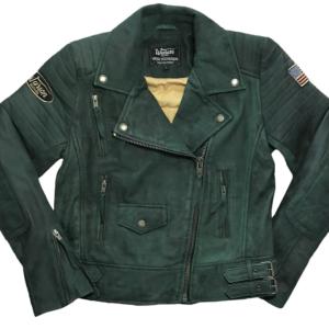 Police Perfecto Leather Women Green
