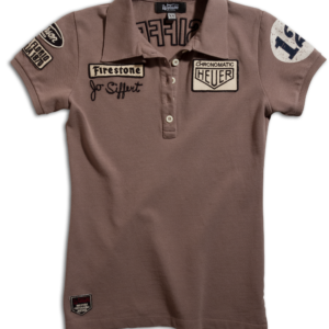 Polo Siffert Brown Women