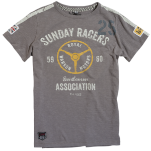 Sunday Racer Grey