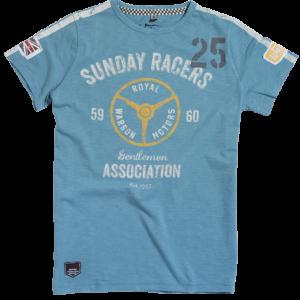 Sunday Racer Turquoise